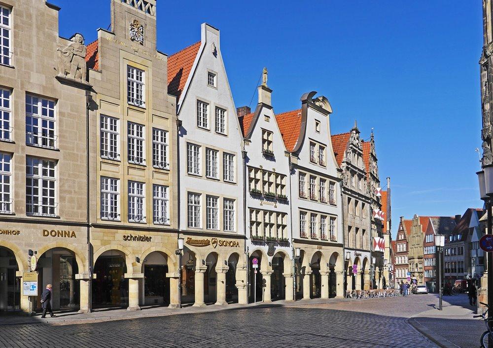 Drehortreise Münster