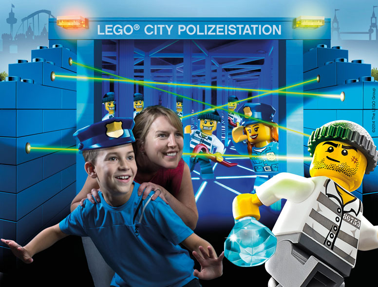 LEGOLAND Deutschland Resor Entertain Tours ©2016, The LEGO Group