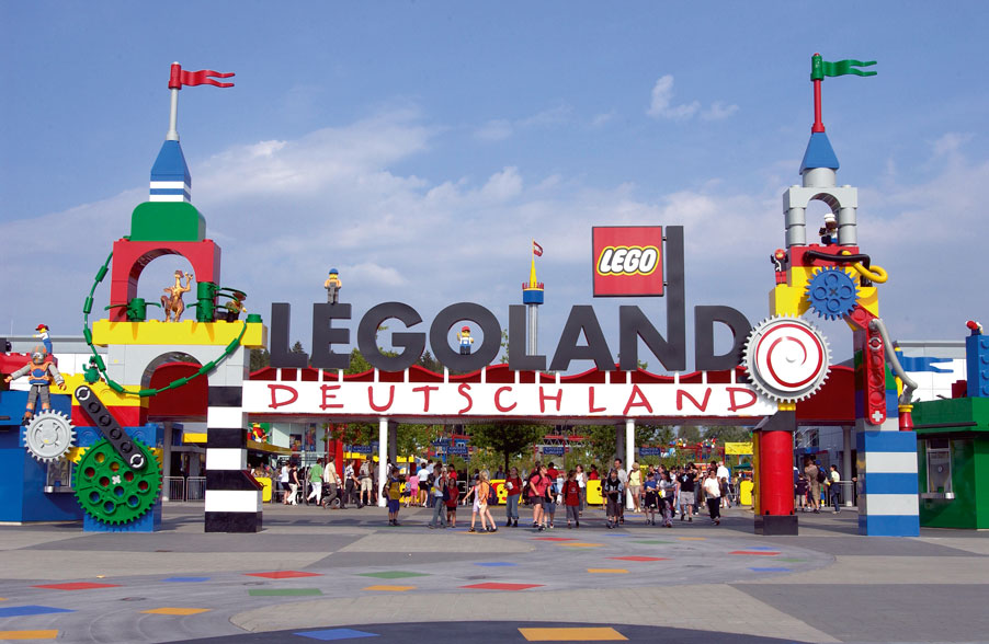 LEGOLAND Deutschland Resor Entertain Tours ©2019, The LEGO Group