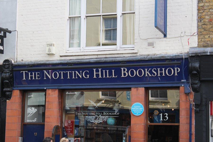 Bridget Jones und Notting Hill Entertain Tours