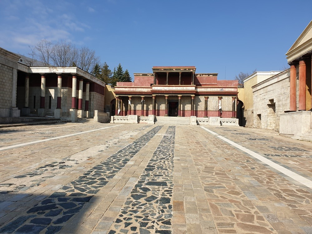 Bulgarien Filmstudios Entertain Tours
