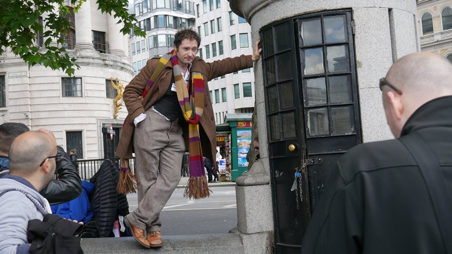 Entertain Tours Doctor Who Drehortreise