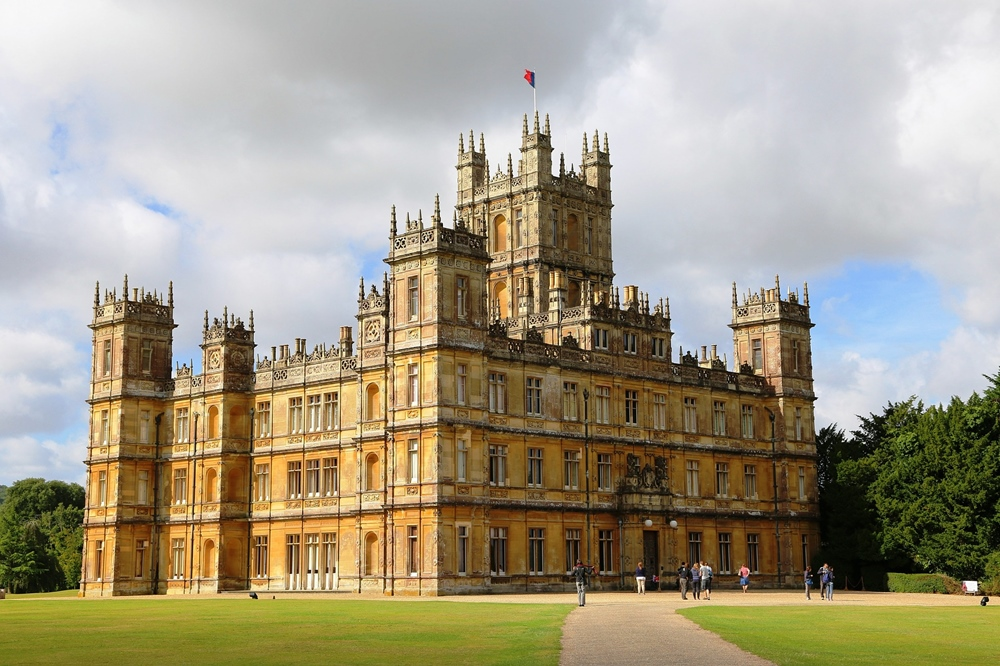 Downton Abbey Entertain Tours
