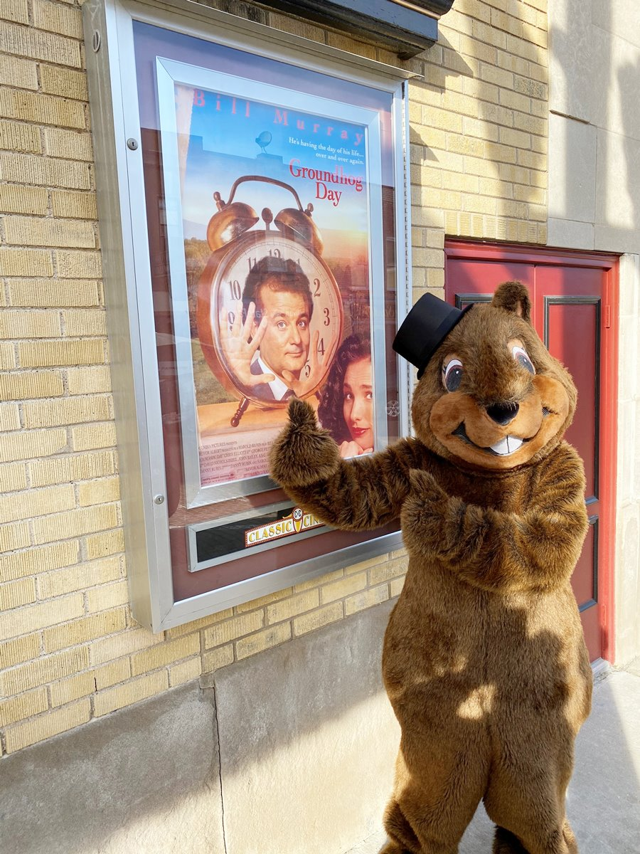 Groundhog Day Hollywood