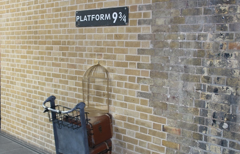 Harry Potter London Drehortreise