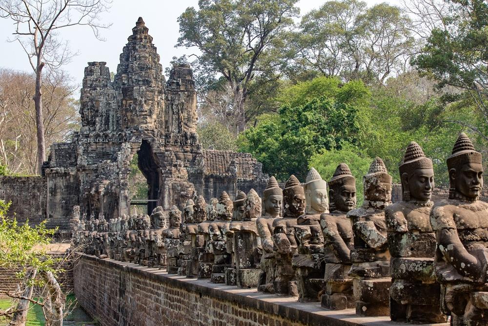 Kambodscha Bollywood Entertain Tours