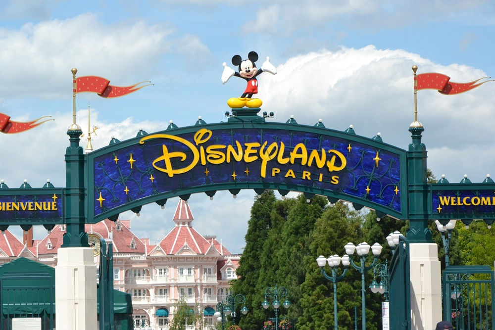 Drehorte Paris & Disneyland® Resort Paris Entertain Tours