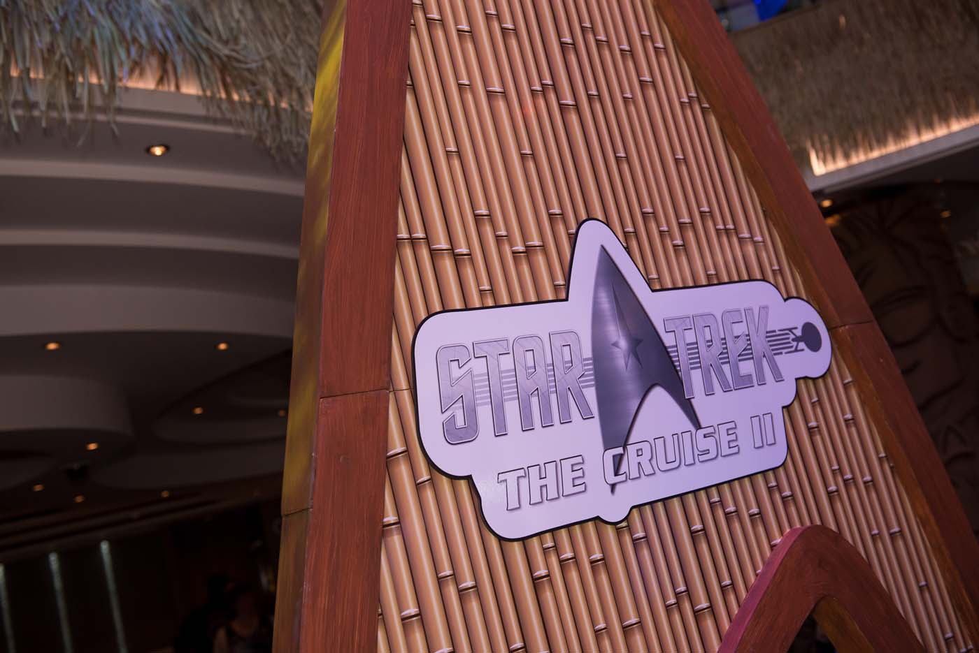 Star Trek The Cruise Entertain Tours