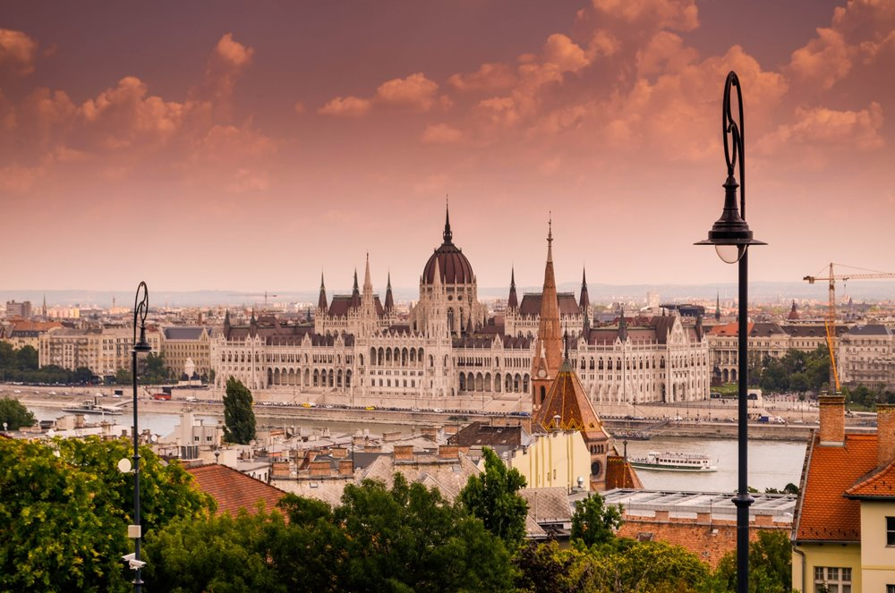 Budapest Themenreise Entertain Tours
