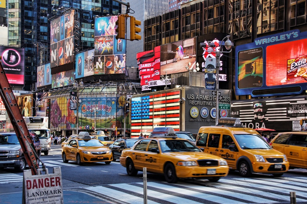 USA New York Entertain Tours