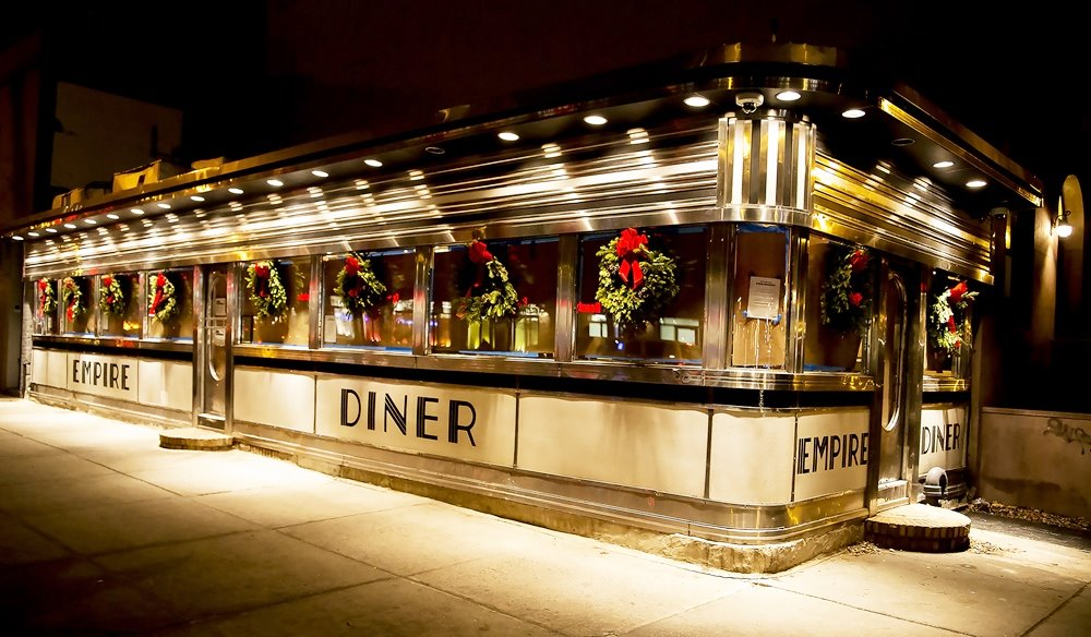 Empire Diner Entertain Tours