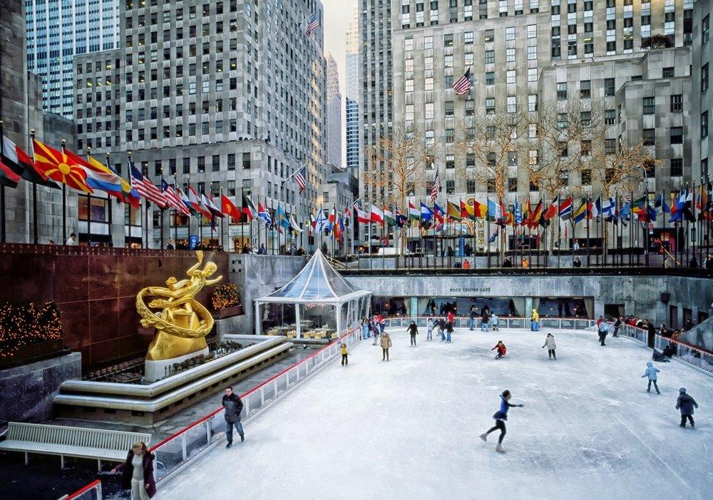 Kevin allein in New York Entertain Tours